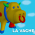 La Vache (3D Animation - Locomotive asbl)